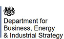 Department for Business, Energy & Industrial Strategy logo